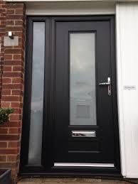 black front doorBlack Upvc Front Doors  Home Interior Design