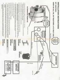 ford 8n, 9n & 2n tractors collecting, restoring and using the 8n ford tractor wiring diagram 6 volt at 8n 12 Volt Wiring Diagram