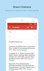 Easybib Citation Generator Amazoncouk Appstore For Android