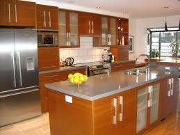 Kitchen Island With Granite Top And Breakfast Bar Top Kitchen Cabinets Best Kitchen Cabinet Image Of White Paint