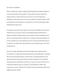 adoption essay intended and unintended consequences of mandatory  persuasive speeches on adoption persuasive speech topics that