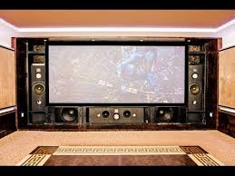 home theater front speakers. home theater. custom design, components, installation. see front speakers. theater speakers r