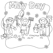 Beautiful coloring pages for kids. May Coloring Pages Best Coloring Pages For Kids