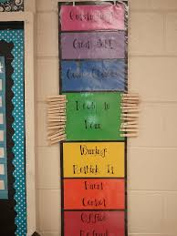 Clip Chart Students Clip Up Or Down Depending On Behavior