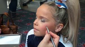 cheer makeup tutorial by janice