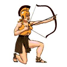 artemis bow and arrow. artemis bow and arrow