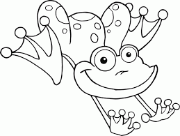 Small Picture adult frog coloring page rainforest frog coloring page coloring