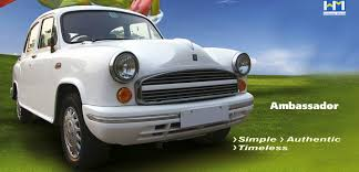 new ambassador car release dateHindustan Motors