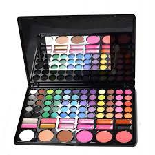 mac 78 color professional makeup kit mac professional make up kit 60 eyeshadow 12 lip palette india