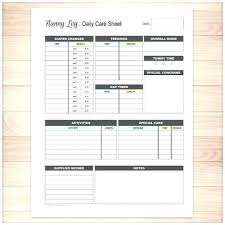 Daily Activities Template Daily Activity Log Template Excel Iamfree Club