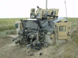 boy did i piss people off my last ptsd essay here s my  ptsd destroyed humvee from togetherweserved