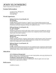 Ats Resume Stunning 2111 Free Resume Templates JobsNetworknet Search For Jobs The