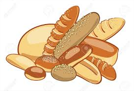 bread clipart. Wonderful Clipart Bread Vector Illustration In Clipart A