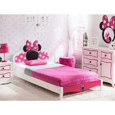 Minnie Mouse Bedroom Furniture Disney Minnie Mouse Twin Bedroom Collection White Pink Toysrus
