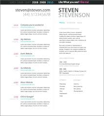 Free Resume Template Printable Free Resume Templates Doc Word Doc