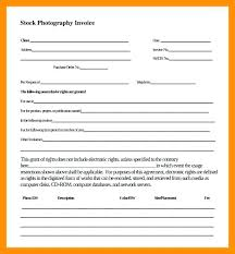 Wedding Photography Receipt Template Deposit – Dyppedukop.info
