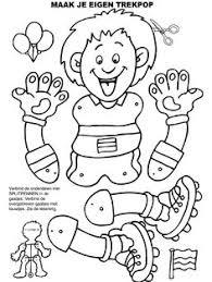 39 Beste Afbeeldingen Van Trekpop Crafts For Kids Puppet En