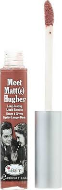 TheBalm Cosmetics Meet Matt(e) Hughes Lipstick Lipstick online Meet Matt(e) Hughes theBalm