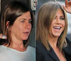 finally a photo of jennifer anniston without makeup