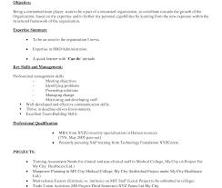 Resume Title Samples How To Write Resume Headline For Mca Fresher In Naukri Freshers 79