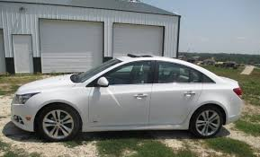 Curbside Rental Service: 2014 Chevrolet Cruze LTZ – This Isn't ...
