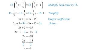 solving equations kindergarten multi step equations with fractions worksheet worksheets for all solving equations