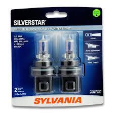 Low Beam Light Bulb Sylvania Silverstar High Beam Low Beam Headlight Bulb 1987 2005 Pontiac Firefly Lemans Montana