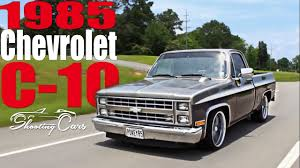 1985 Chevrolet C10! Ed The Hot Rod Pick Up! - YouTube