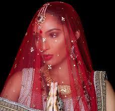 makiaj indian bridal makeup