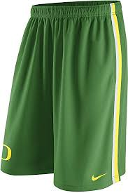 nike oregon ducks epic stay cool men s shorts b0765njq9f