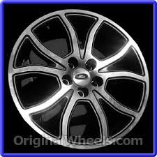 Ford Fusion Bolt Pattern
