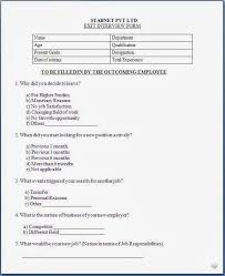 Presentation Feedback Form Template Exit Interview Form Template