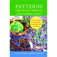 Patterns For College Writing Pdf Impressive ISBN 48 Patterns For College Writing High School
