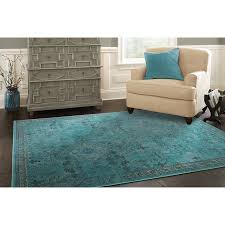 full size of hallway rugs plush blue brown area rug fuzzy grey with turquoise and