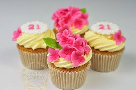 Cupcake Decorating Designs
