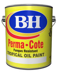Bh Paint Color Chart Bh Perma Cote Tropical Oil Paint Tropical Decorative