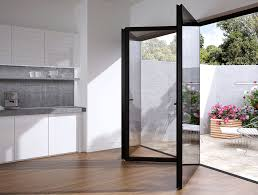 modern bifold patio doors