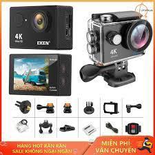 Camera Hành Trình Eken H9R 4K Ultra HD Wifi Cao Cấp,Camera Wifi Ip Xe Máy  Ôtô Phượt Chống Nước Chống Sốc ChốngRung