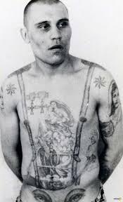 татуировки на зависть 100 тюремные чёрт побери