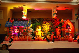 birthday decorators and 1st birthday party organizers in