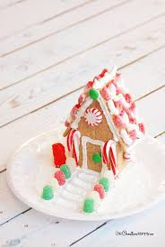 creative graham cracker gingerbread house. Exellent Creative Who Knew Building A Gingerbread House Could Be So Simple Great Tutorial  Including Video Throughout Creative Graham Cracker