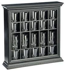 shot glass display case shot glass rack shot glass rack shot glass display case plans