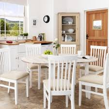 chatham extendable dining table and 6 chairs