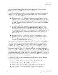 nasa oig status of nasa s transition to internet protocol version  ig 10 022 17 22