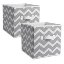 Decorative Storage Box Sets Amazon DII Fabric Storage Bins for Nursery Offices Home 64