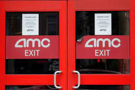 AMC Entertainment shares up almost 25 ...