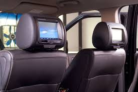 concept cld 703 chameleon 7 inch dvd headrest monitor hdmi input concept cld 703 dvd headrest monitor installed