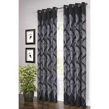 Black And White Curtain Designs Awesome Black And White Bedroom Curtain Cool 27 For 1 1717