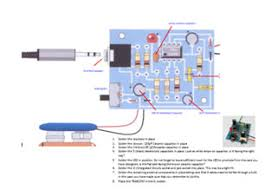 ipod amp project wiring diagram and assembly instruction for ipod amp