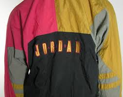 jordan windbreaker. vintage gear: air jordan vii windbreaker jacket | jordans daily - michael \u0026 d